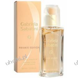GABRIELA SABBATINI PRIVATE EDITION EDT 30 ML