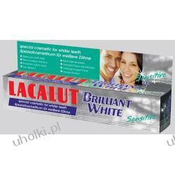 LACALUT Brilliant White Sensitive  -  wybielająca pasta do zębów wrażliwych