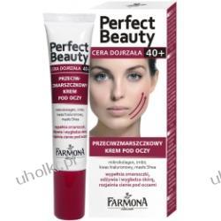 FARMONA Pefect Beauty 40+, Przeciwzmarszczkowy krem pod oczy, zmarszczki i cienie