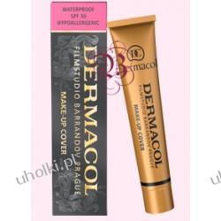 DERMACOL MAKE-UP COVER Legendarny ekstremalnie pokrywający Make- up, podkład wodoodporny