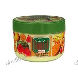 FARMONA Tutti Frutti Mus do ciała Melon & Arbuz - pełnia szczęścia! zawiera fitoendorfiny