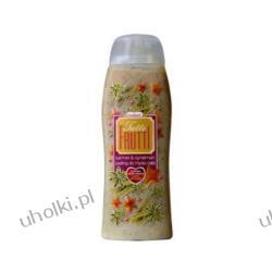 FARMONA Tutti Frutti Karmel i Cynamon - kremowy żel pod prysznic z peelingiem