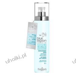 FARMONA Blue Lagoon, Tonik nawilżająco - odświeżający do twarzy, szyi i dekoltu skóra odwodniona,pozbawiona blasku, 30+