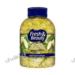FARMONA Fresh & Beauty, Rytualna sól do kąpieli, Zielona herbata i limonka, Kąpiel wyszczuplająca