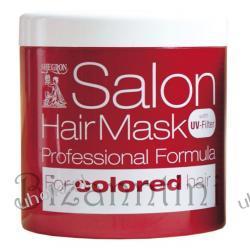 HEGRON Professional SPF maska do włosów farbowanych