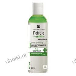 INTER FRAGRANCES Petrole lotion do włosów ciemnych z chlorofilem, na łupież, łojotok