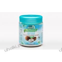 BIELENDA BIO PLANTACJA KOKOS anti-stress. Naturalne wiórki kokosowe do kąpieli, każda cera