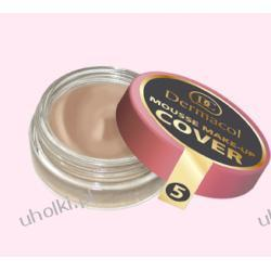 DERMACOL MOUSSE MAKE-UP COVER, Matujący make- up o konsystencji musu, Dla cery normalnej i mieszanej