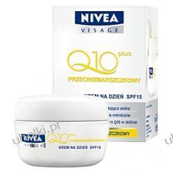 NIVEA VISAGE Q10 PLUS, Krem przeciwzmarszczkowy na dzień, 30+