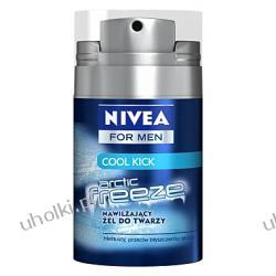 NIVEA for MEN, Nawilżający żel do twarzy Arctic Freeze, NOWOŚĆ!