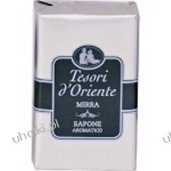 TESORI D`ORIENTE MIRRA, Sapone Aromatico, Aromatyczne mydło w kostce
