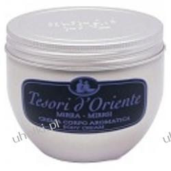 TESORI D`ORIENTE MIRRA, Crema Fluida Aromatica, Aromatyczne, kremowe masło do ciała