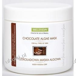 BIELENDA Ideal Skin, Czekoladowa Maska Algowa, rewitalizująca do każdej cery dla kobiet i mężczyzn