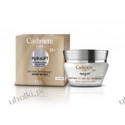 Dax Cosmetics Cashmere Care 35+, HydraLIFT Intensywnie regenerujący krem na noc do cery suchej