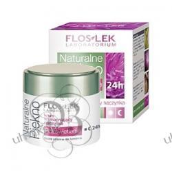 FLOS-LEK Naturalne Piękno, Krem wzmacniający naczynka Rozświetlenie, cera wrażliwa, naczynkowa