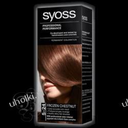 SYOSS Professional Performance, Krem trwale koloryzujący 5-24 Chłodny kasztan