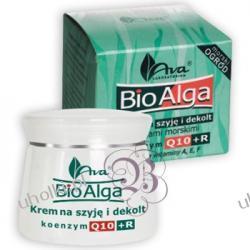 AVA BioAlga, Krem na szyję i dekolt wygładzajaco-napinający z witaminami AEF z koenzymem Q10+R do cery dojrzałej