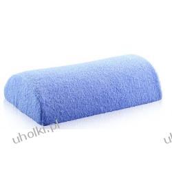 NIKO, Podkładka frotte do manicure niebieska