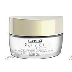 DERMIKA RETINOL, Inteligentny krem - maska na noc Amarnthus + Tlen z systemem kontrolowanego uwalniania retinolu