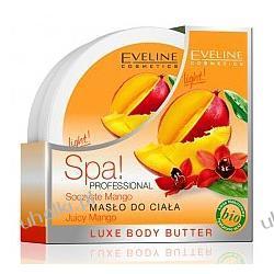 EVELINE SPA Professional, Masło do ciała Soczyste Mango, 200 ml