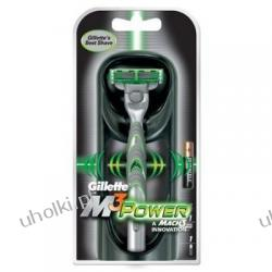 GILLETTE, Maszynka do golenia dla mężczyzn Mach3 Power + 1 wkład