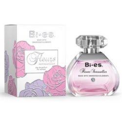 BI-ES Fleurs Sensuelles EDP, Damska woda perfumowana, linia kwiatowo-orientalna, 100 ml...