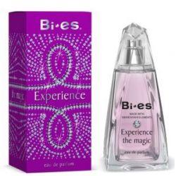 BI-ES Experience the Magic EDP, Damska woda perfumowana, linia kwiatowo-owocowa, 100 ml...