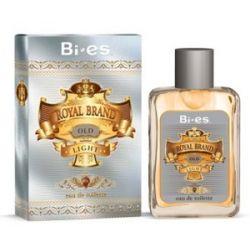 BI-ES Royal Brand Light EDT, Męska woda toaletowa, linia orientalno-cytrusowa, 100 ml...