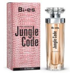 BI-ES Jungle Code EDP, Damska woda perfumowana, linia szyprowo-owocowa, 50 ml...