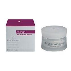KLERADERM Eye Cream, Przeciwzmarszczkowy krem pod oczy, 30 ml...