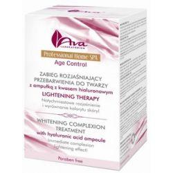 AVA Professional Home SPA, Zabieg rozjaśniający przebarwienia do twarzy Lightening Therapy, cera z przebarwieniami...