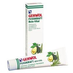 GEHWOL Fusskraft Bein-Vital, Balsam witalizujący do pielęgnacji nóg i stóp, 125 ml...