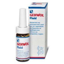 GEHWOL Med Fluid, Fluid do stóp zmiękczający odciski, 15 ml...