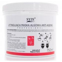 SYIS, Maska algowa liftingująca Anty- Ageing, cera dojrzała, 750 ml...