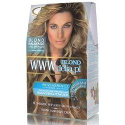 DELIA Blond Balayage, Rozjaśniacz  do pasemek i balayage www.delia.pl, 1 op....