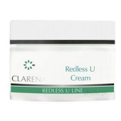 CLARENA Redless U Cream, Krem na trądzik różowaty z amborą i witaminą U, 50 ml...