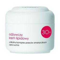 ZIAJA Kremy 30+, Odżywczy, przeciwzmarszczkowy krem lipidowy na noc, cera sucha 50 ml...