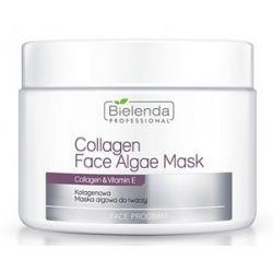 BIELENDA Professional, Kolagenowa maska algowa, cera wymagająca nawilżenia i liftingu, 190g/500 ml...