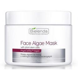 BIELENDA Professional, Maska algowa z komórkami macierzystymi PhytoCellTec™ Argan, cera dojrzała, 190g/500 ml...