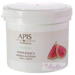 APIS Hydro Balance, Maska algowa nawilżająca arbuz i melon, cera sucha, 250g/ 650 ml...