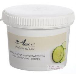 APIS Maska algowa na przebarwienia owoce cytrusowe + ogórek, każda cery z przebarwieniami, 250g/650 ml...