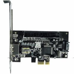 4World Kontroler HDD E-SATA II / SATA II / ATA133 PCI-E(05332)