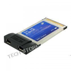 Kontroler FireWire IEEE-1394 PCMCIA
