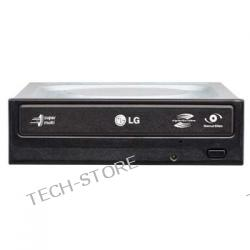 LG GH-22LP20 DVD±R 22x, DVD±RW 8x, CD-RW 32x, DVD+R DL 16x, DVD-RAM, LightScribe, OEM, Black