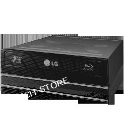 Nagrywarka LG BH08LS20 Blu-ray BD-R 8x, BD-RE 2x, czarna
