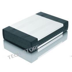 """OBUDOWA I-BOX ZEW. 3.5"""" LONG S USB(SATA) CZARNA"""