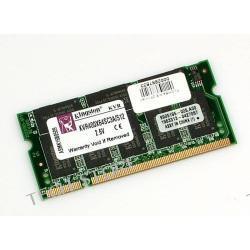 PAMIĘĆ KINGSTON DDR SODIMM 512/400KVR400X64SC3A/512
