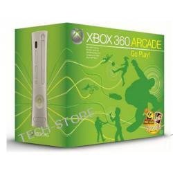 Konsola Xbox 360 Arcade + 3 GRY + Dodatkowy Pad