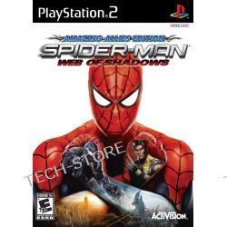 Gra PS2 Spider-Man: Web of Shadows