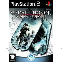 Gra PS2 Medal of Honor: Wojna w Europie